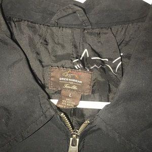 greg norman Jackets & Coats - Zip up jacket
